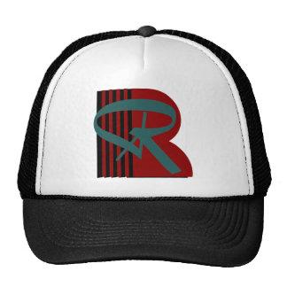 Tri bloque del color gorras