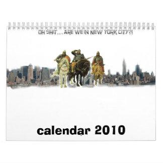 tri, calendar 2010