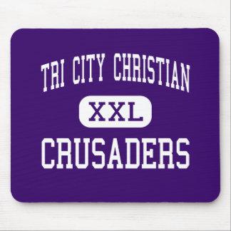 Tri City Christian - Crusaders - Kansas City Mouse Pad