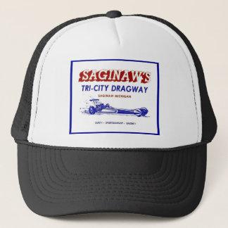 Tri - City  Dragway Trucker Hat