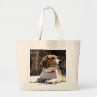 Tri-Color Beagle Bags