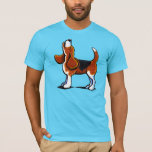 Tri-color Beagle Bay T-Shirt
