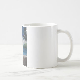 Tri color Cavalier King Charles Spaniel Coffee Mug