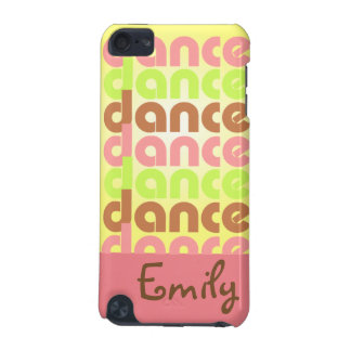 Tri-Color Dance iPod Touch (5th Generation) Cover