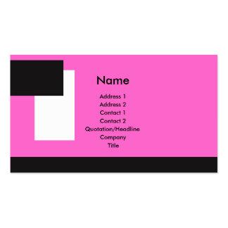Tri-Color Deco16 Business Card