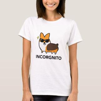 Tri-Color Incorgnito Shirt