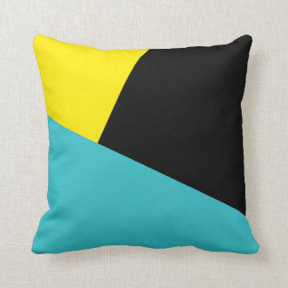Tri Color Pillow