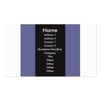 Tri-Color Stripes12 Business Card