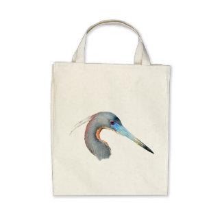 Tri-colored Heron Bag
