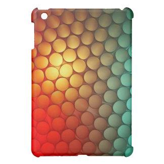 Tri-Coloured Straws iPad Mini Case
