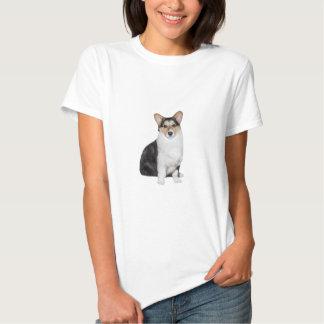 Tri Coor Welsh Corgi T-Shirt