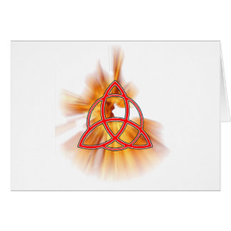 tri_fire greeting cards