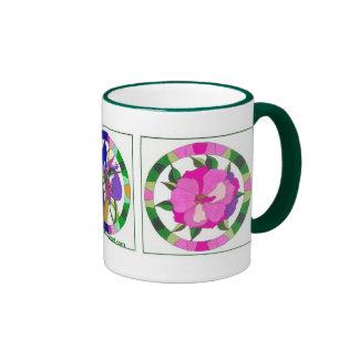 Tri Floral Mug