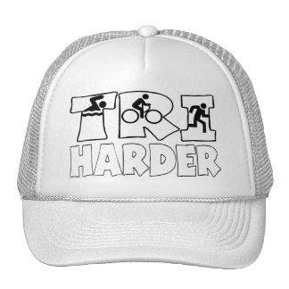 Tri Harder Trucker Hat