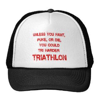 Tri Harder Mesh Hats