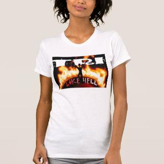 Tri Like Hell Singlet T-Shirt