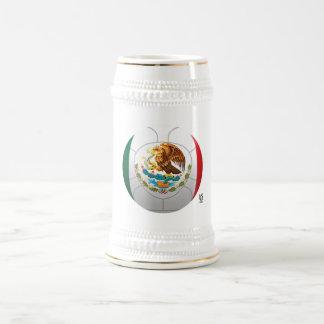 Tri México fútbol del EL Taza De Café