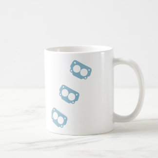 Tri-Power Coffee Mug