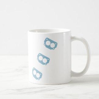 Tri-Power Coffee Mugs