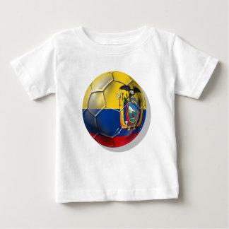 Tri regalos de la bola del futbol del fútbol de remera