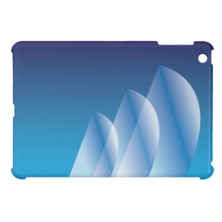 Tri-Sail Translucent Blue Sky sweet dreams iPad Mini Covers