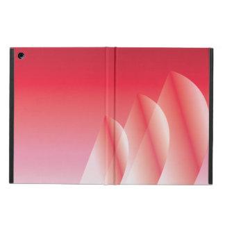 Tri-Sail Translucent Scarlet Sails iPad Air Case