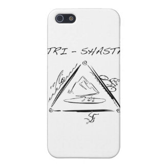Tri - Shasta Triathalon Covers For iPhone 5