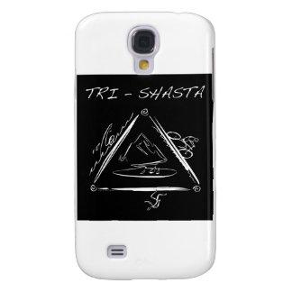 Tri-Shasta-Triathalon logotipo