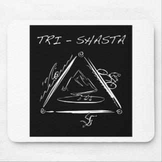 Tri - Shasta Triathalon Mousepads