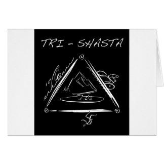 Tri Shasta Triathalon Felicitacion
