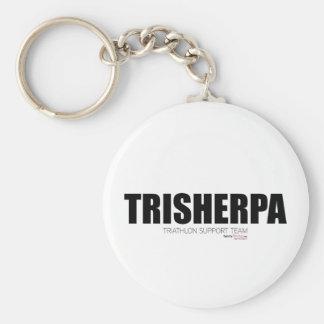 Tri Sherpa Llavero Personalizado