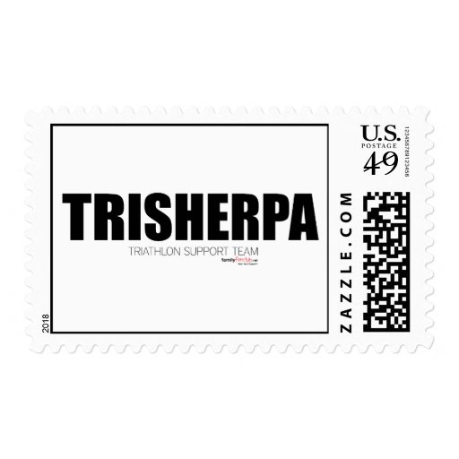 Tri Sherpa Postage Stamp