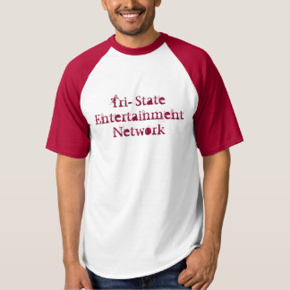 Tri- State Entertainment-Men's Baseball T-Shirt