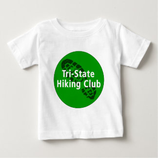 Tri-State Hiking Club - Circle Logo Baby T-Shirt