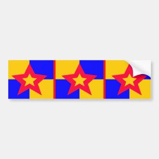 Tri Stella Forte - Aspire Bumper Sticker