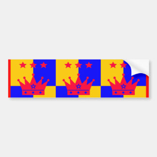 Tri Stella Forte - Excel Bumper Sticker