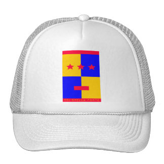 Tri Stella Forte Logo Trucker Hat