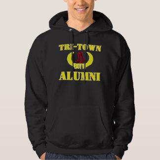 TRI-TOWN ALUMNI HOODIE BY BULL OF THE WOODS
