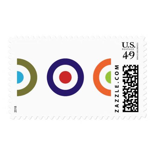 Triad I stamp