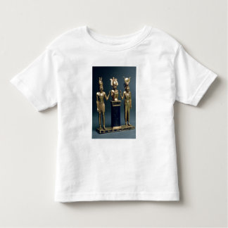 Triad of Osorkon II: Osiris flanked by Isis and Ho Toddler T-shirt