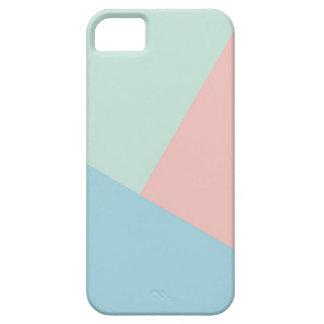 Triádico - caso del iPhone de Barely There Funda Para iPhone SE/5/5s