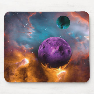Trial by Fire Mouse Pad