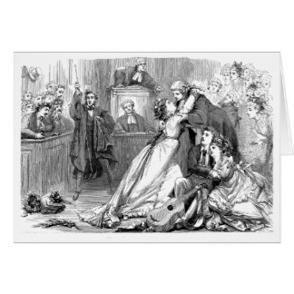 Trial by Jury Greeting Cards