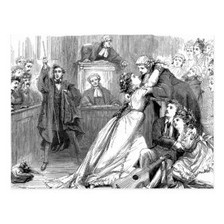 Trial by Jury Postcard