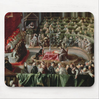 Trial of Galileo, 1633 Mouse Pad