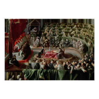 Trial of Galileo, 1633 Posters