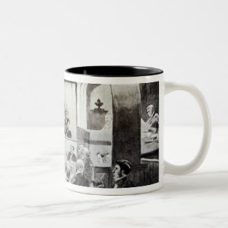 Trial of Madeleine Smith, 1857 Mugs