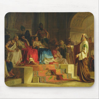 Trial of the Apostle Paul Mouse Pad