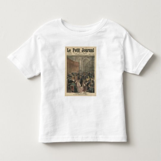 Trial of the Camorra Toddler T-shirt