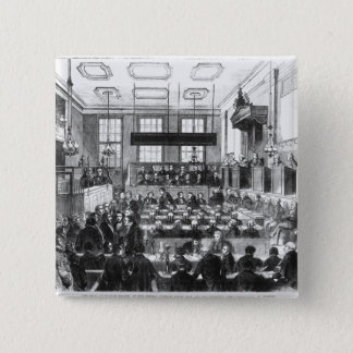Trial of William Palmer Pinback Button